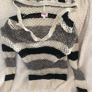 Girls Justice Sweater